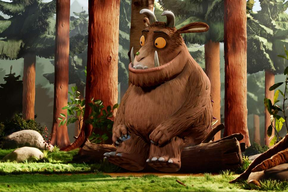 The BBC adapted The Gruffalo. Credit: BBC