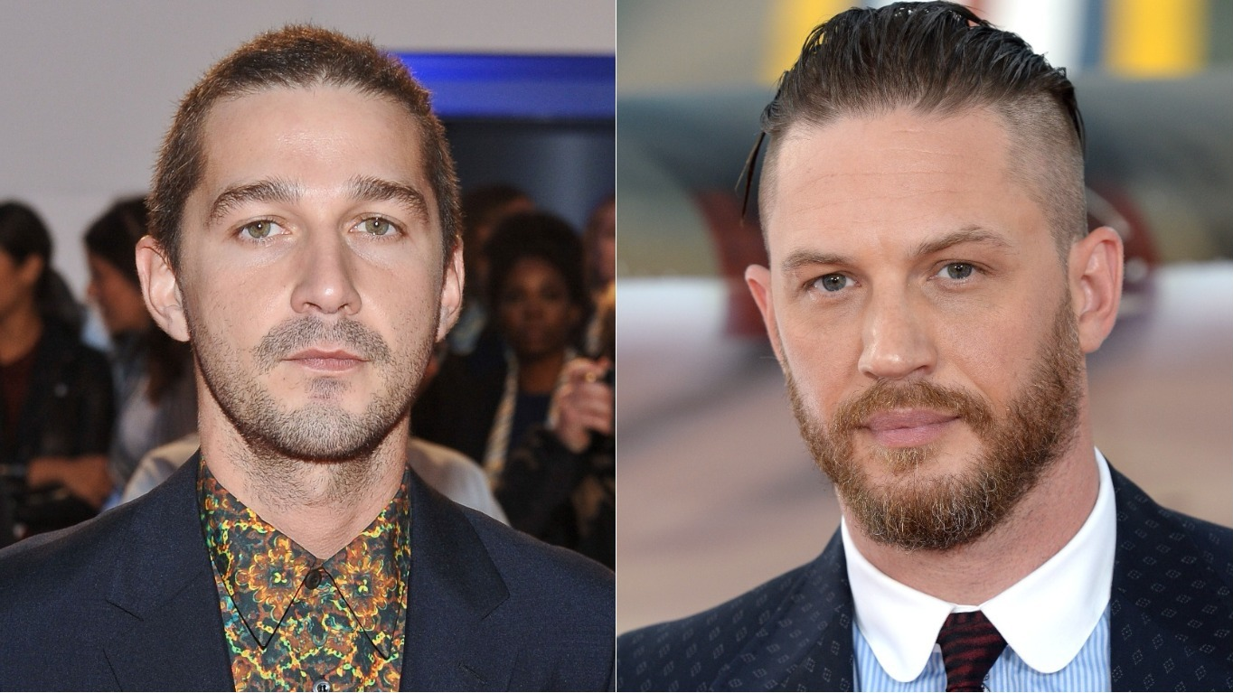 Tom Hardy Once Got Knocked Out By Shia Labeouf Ladbible