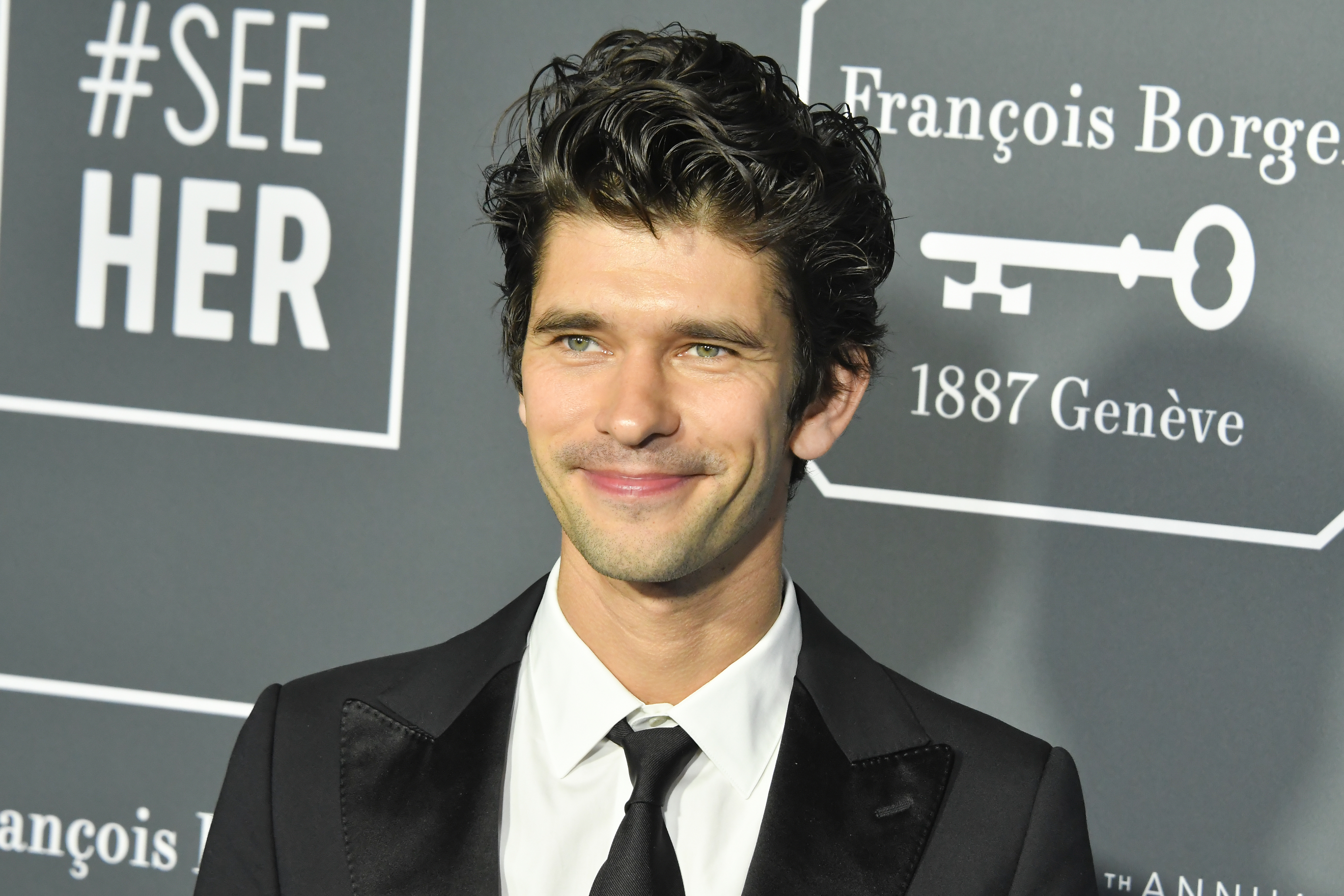 Ben Whishaw lend his voice to the character for the new TV series. Credit: PA Images