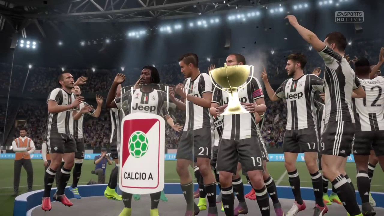 ea sports obtains serie a licence for fifa 19 ladbible. Black Bedroom Furniture Sets. Home Design Ideas