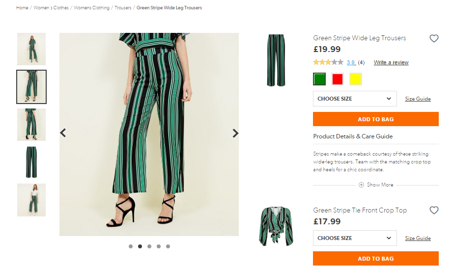 New Look reviews pricing after being accused of 'fat tax'