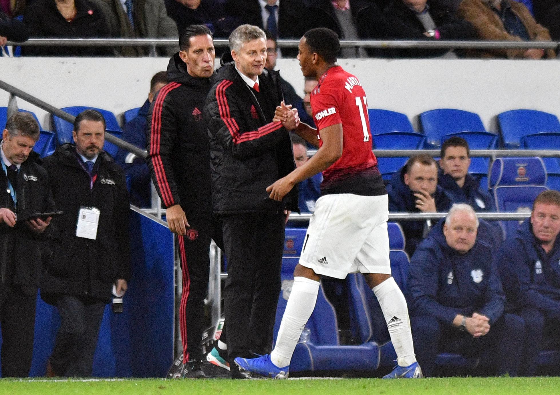 Man Utd's team news for last away game of season at Huddersfield