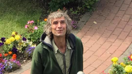 Roofer's Heartwarming Story About Homeless Man's Graft Goes Viral