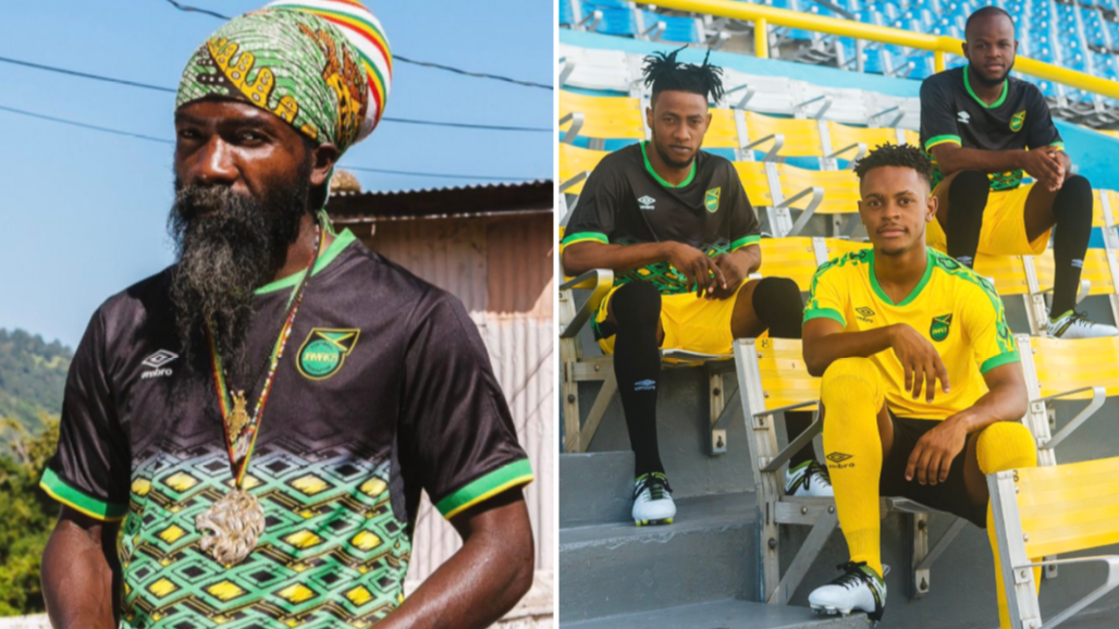 Jamaica s Stunning New Kits Deserve Nigeria Levels Of Recognition ... 18ff038aa