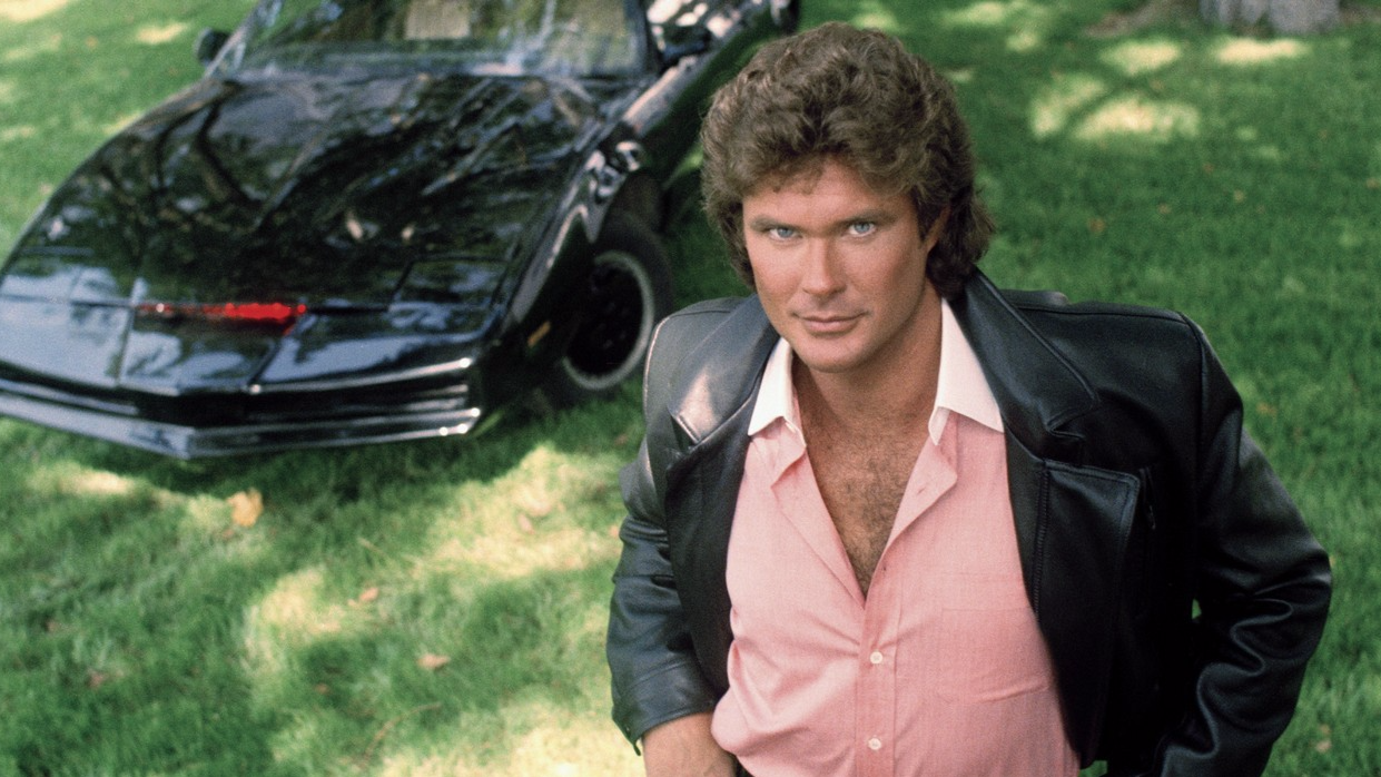 David Hasselhoff Confirms 'Knight Rider' Reboot Is Happening