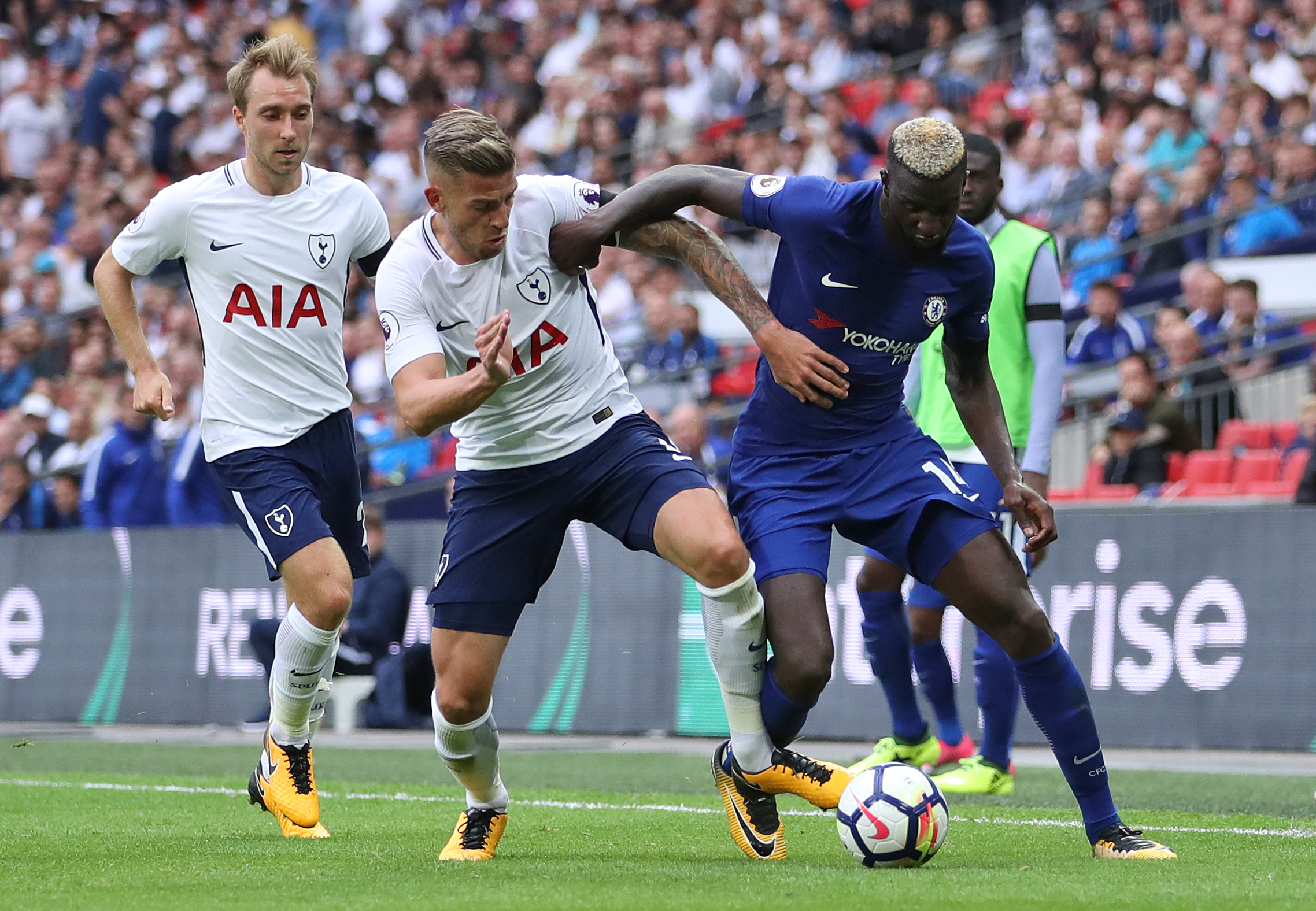 Manchester City keen on Tottenham Hotspur star Toby Alderweireld