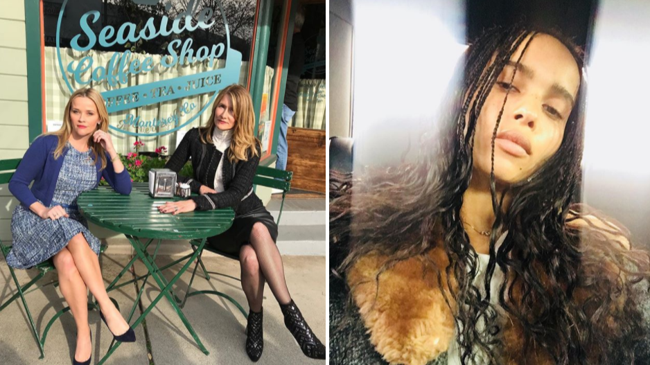 Cast Members Share Behind-The-Scenes Photos Of Big Little Lies Season 2