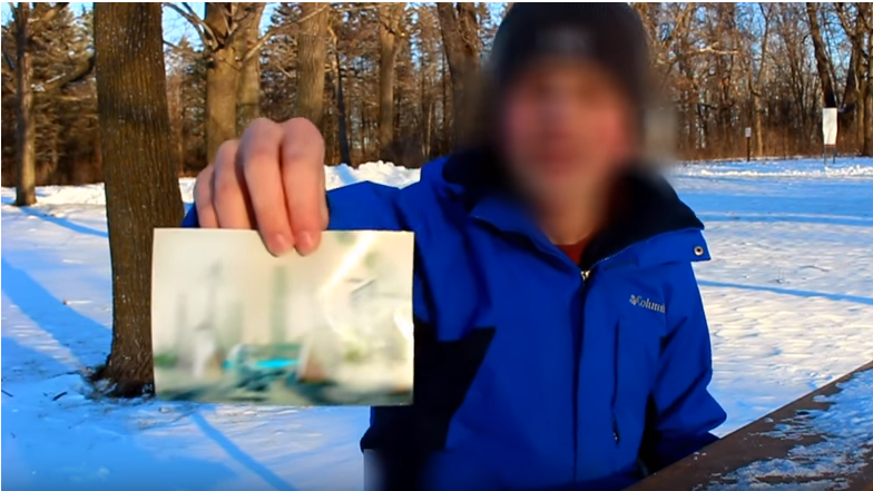 Time Traveller Claims To Have Brought Us A Photo From The Year 6000