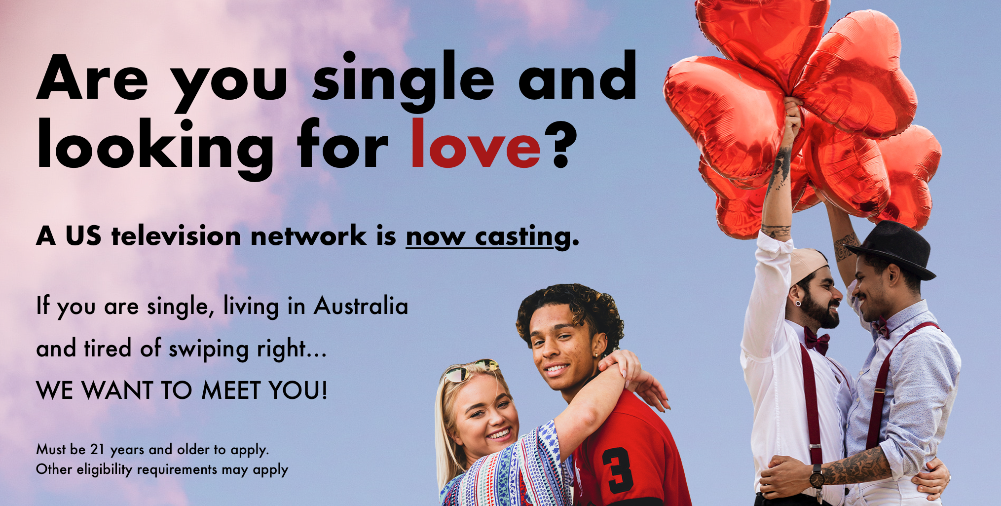 australian dating reality show