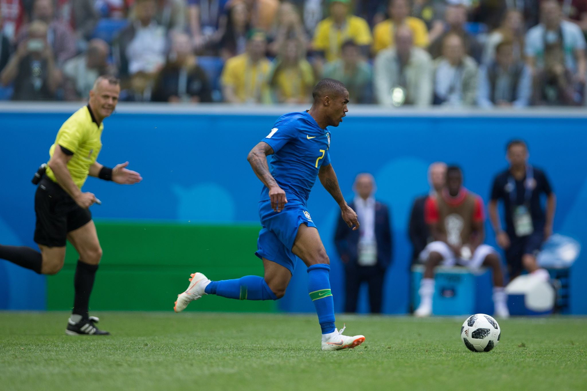 Doctor's freakish  excuse for World Cup star's mystery injury