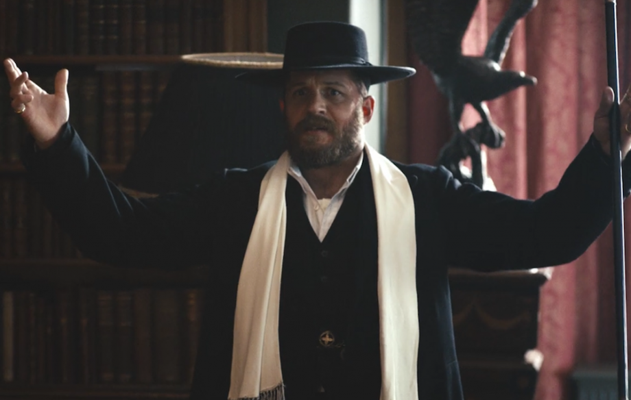 Is It Time Tom Hardy Got His Own 'Peaky Blinders' Spin-Off ...