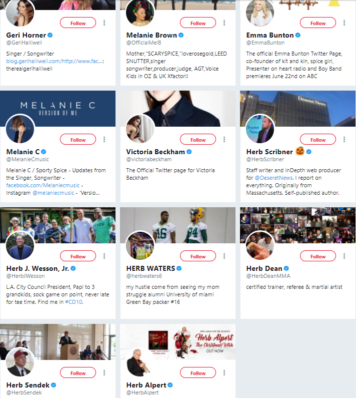 Why does KFC follow only these 11 people on Twitter? Mystery solved