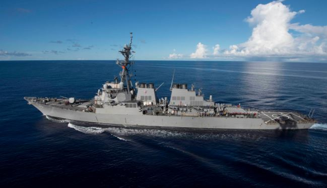 US fleet commander dismissed after Pacific warship collisions