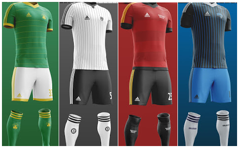 ce06476e640 The Football Kits Inspired By The NBA Teams Are Simply Stunning ...