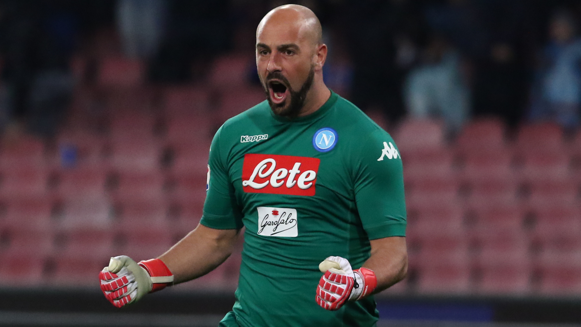 AC Milan Confirm They Will Sign Napoli Keeper Pepe Reina