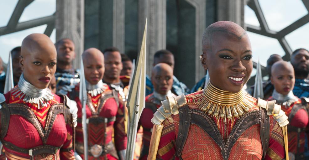 'Black Panther' First Marvel Film Nominated For Golden Globes 'Best Picture'. Credit: Marvel studios
