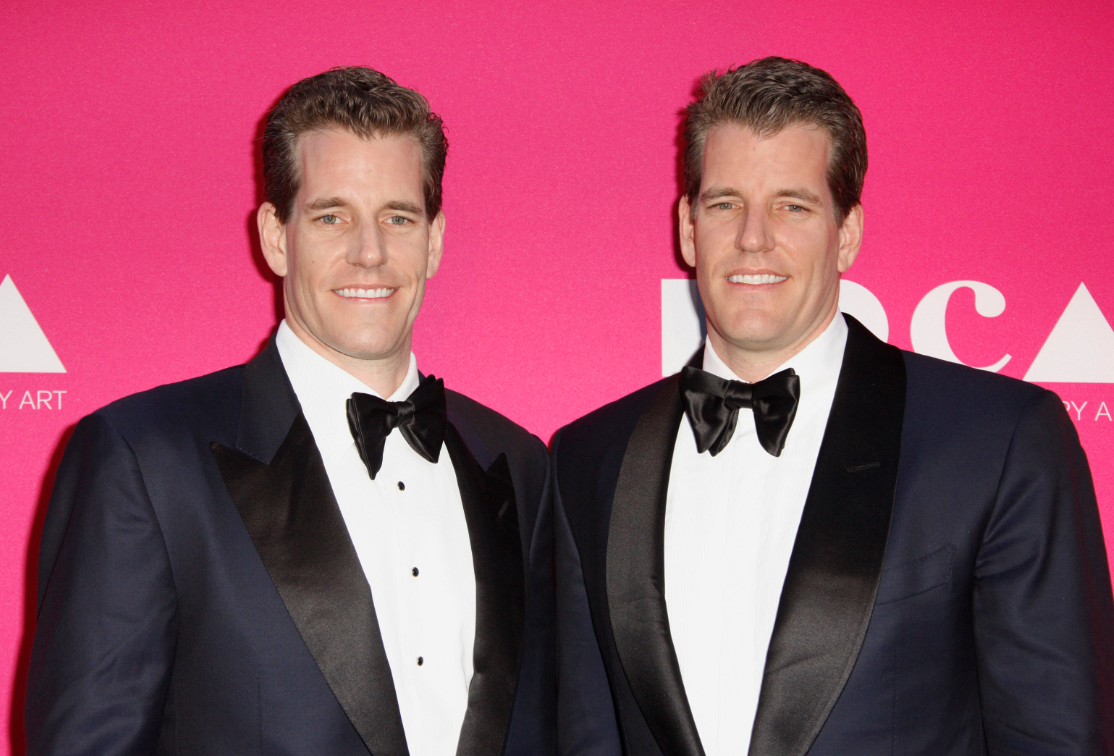 Winklevoss twins are now bitcoin billionaires