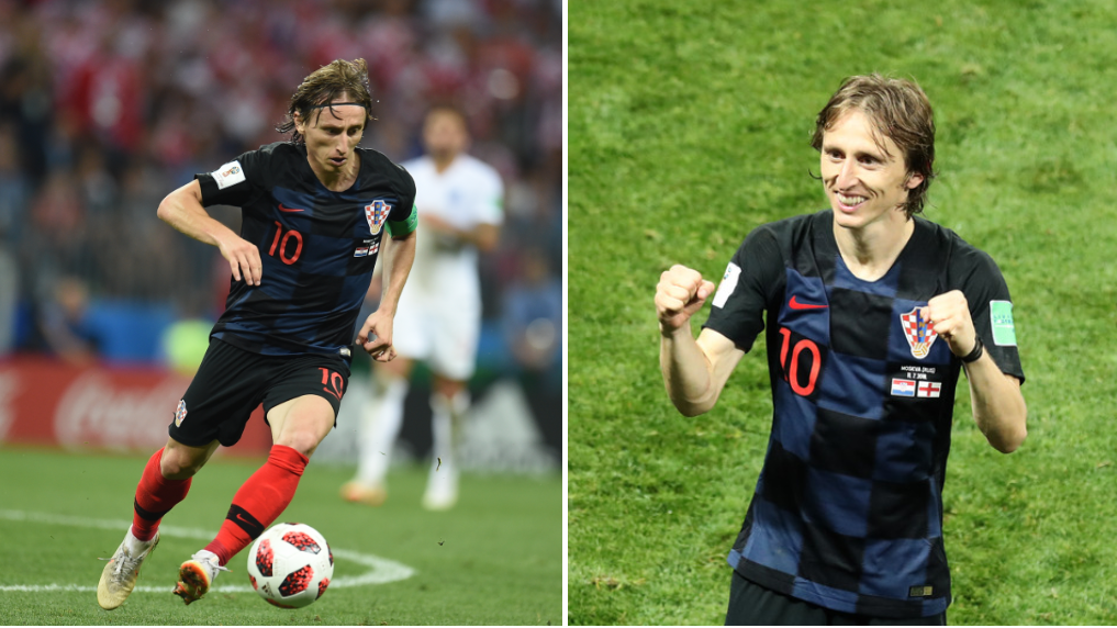 76fa23d7a Luka Modric Has Ran 39.1 Miles In This World Cup - SPORTbible
