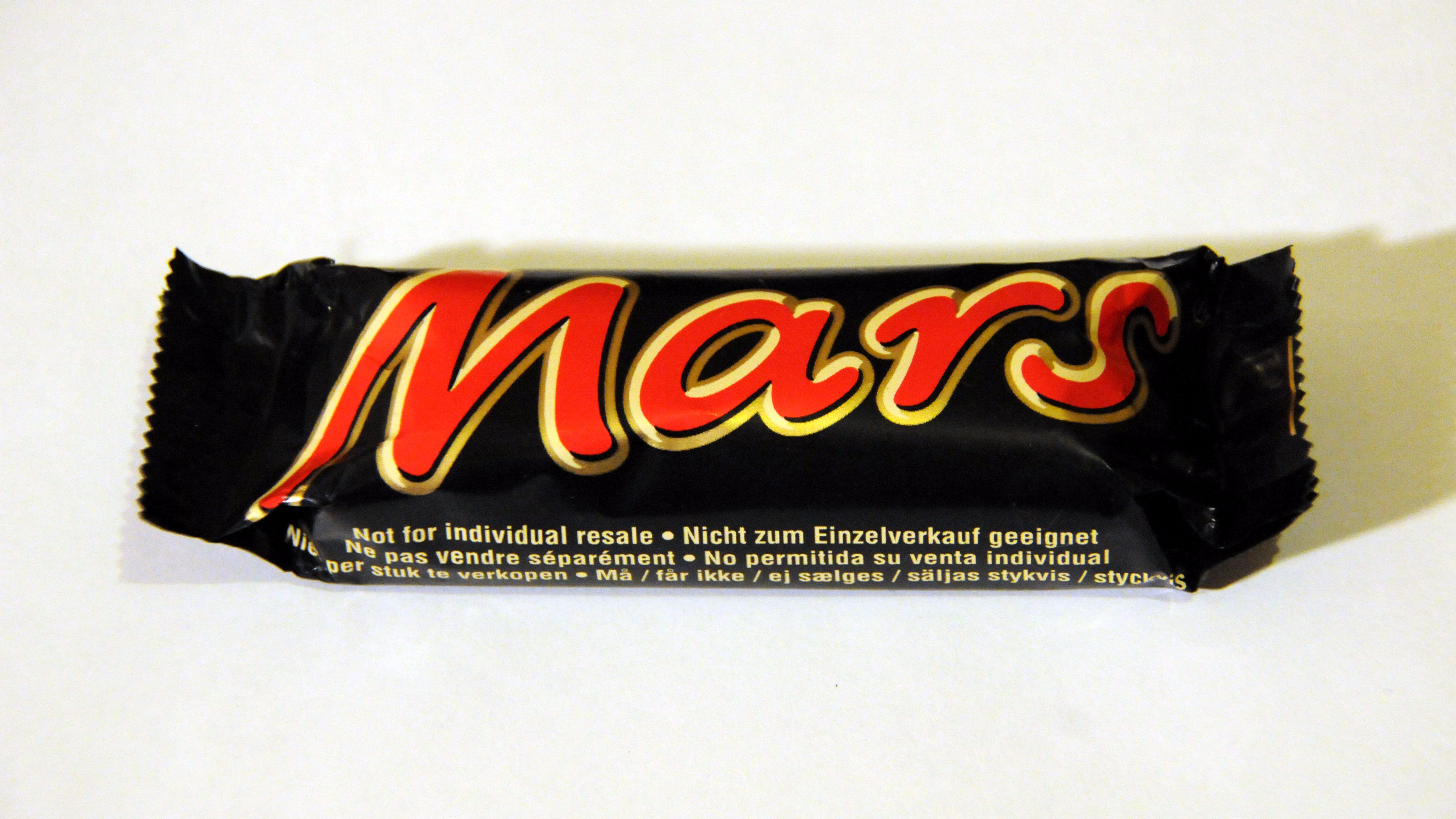 Mars Launches Low-Calorie Chocolate Bar, Its First New Product In 20 Years