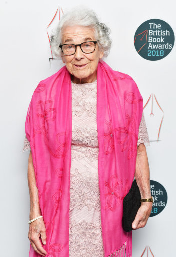 Judith Kerr also wrote the Mog books. (Credit: PA)