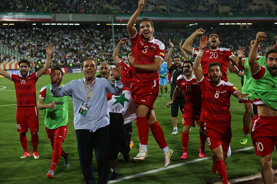 WATCH: Commentator In Tears As Syria Score World Cup ...