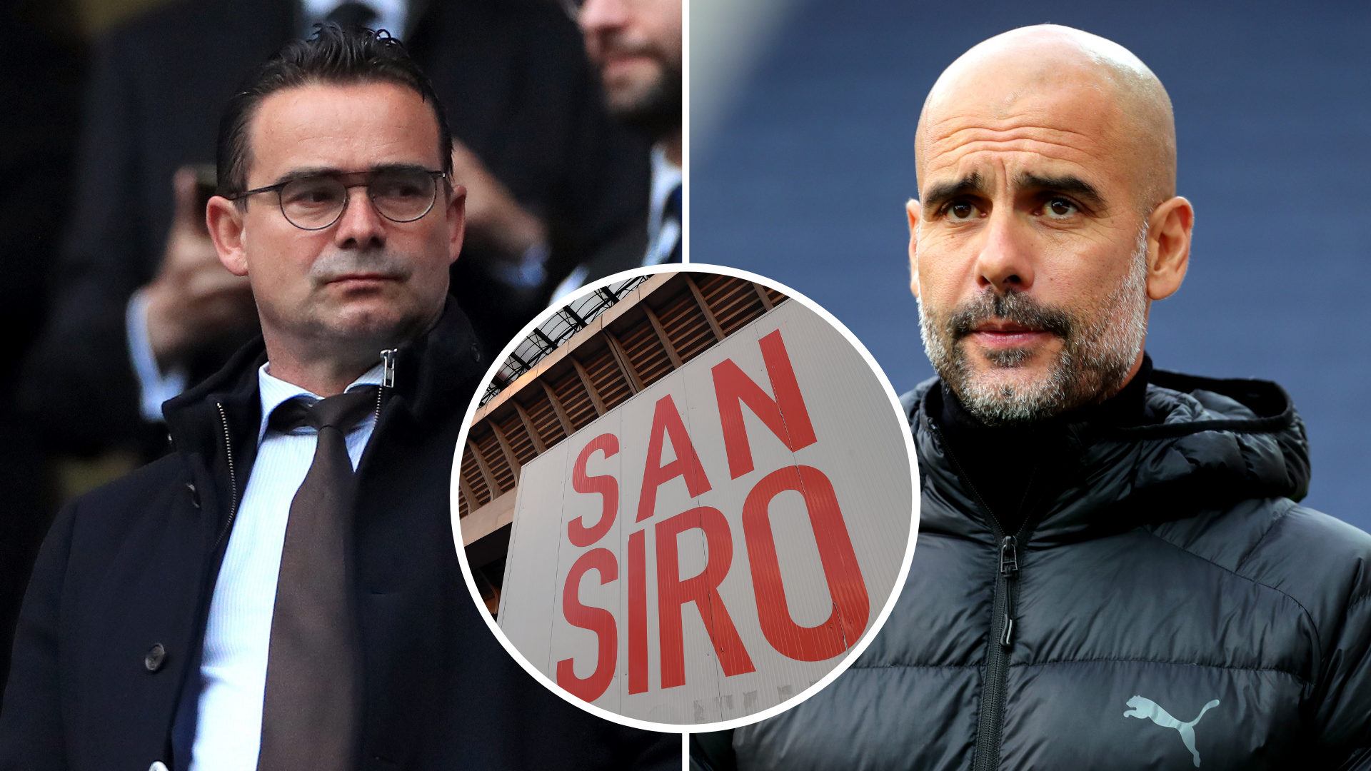 Pep Guardiola And Marc Overmars Eyed Up By AC Milan In A Sensational Double  Swoop - SPORTbible