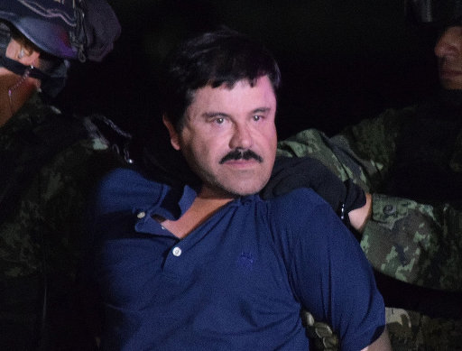 El Chapo's signature will feature in the brand logo. Credit: PA