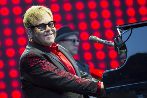 Elton John Reportedly Reworking 'Lion King' Songs for Remake