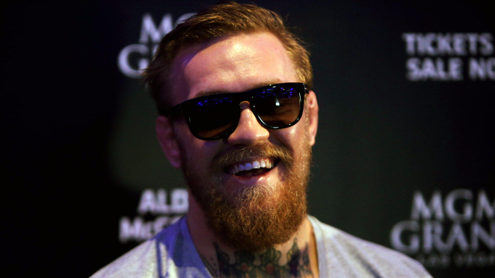 fe49bdcd4fa Conor McGregor Is Already Training His Son To Be A Boxer - SPORTbible