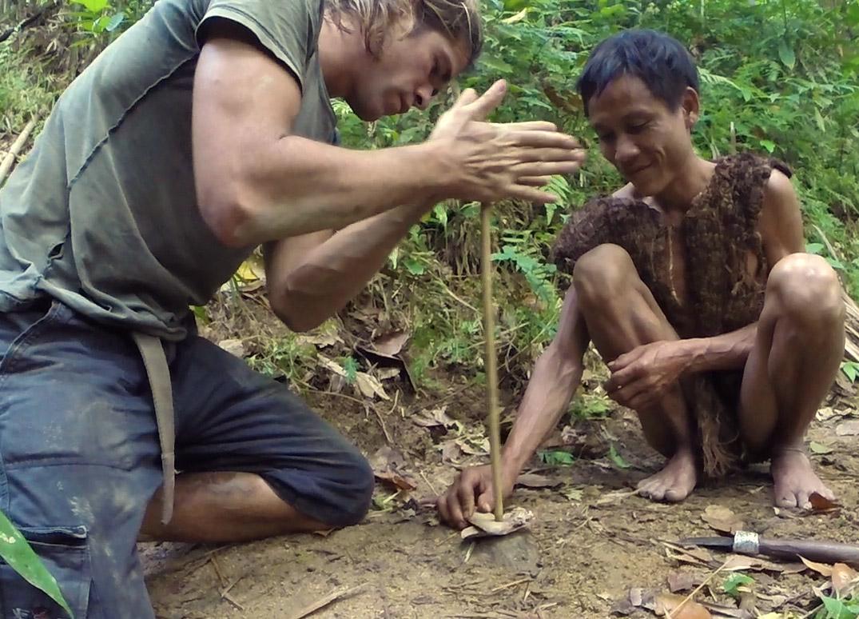 Ho Van Lang : le vrai Tarzan qui a vécu dans la jungle pendant 41 ans