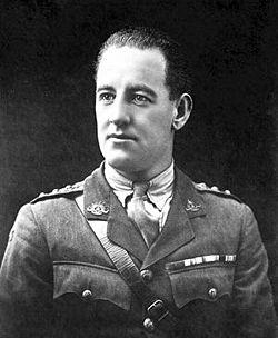 Lance Corporal Albert Jacka. Credit: Australian War Memorial