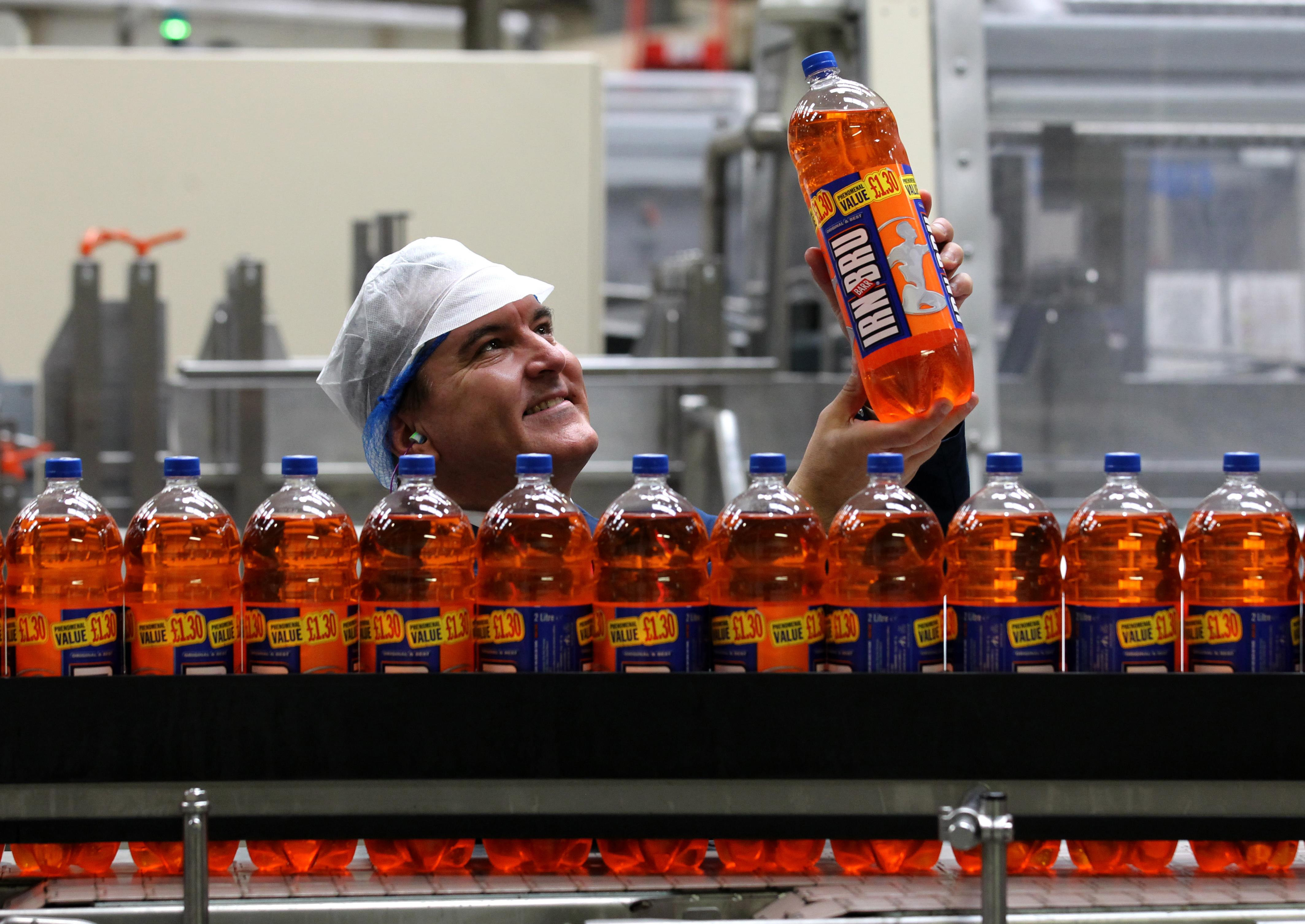 Irn-Bru is still going to be available to buy in shops