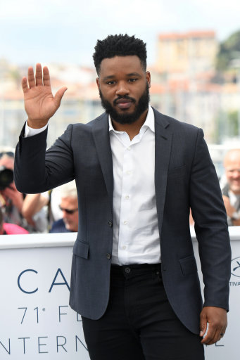 Ryan Coogler will produce the Space Jam sequel. Credit: PA