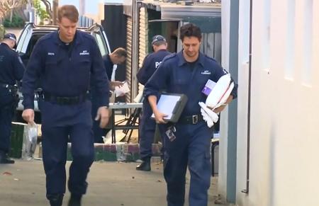 Sydney terror plot