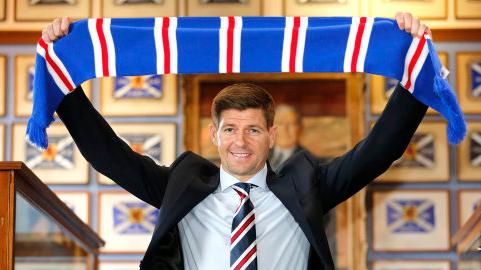 Steven Gerrard: Running A Big Risk