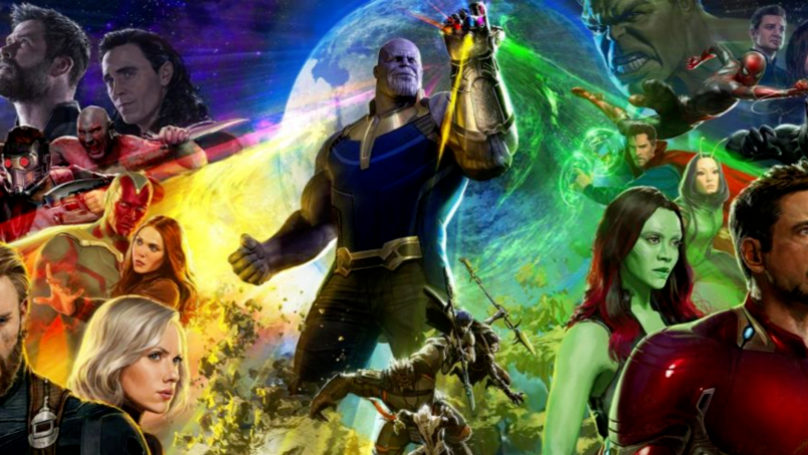 'Avengers: Infinity War' Credit: Marvel