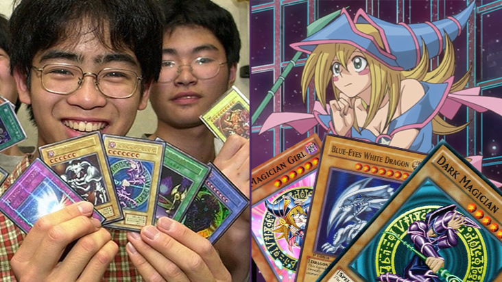 466dd63ef40 Your Old Yu-Gi-Oh! Cards Could Be Worth An Absolute Fortune - LADbible