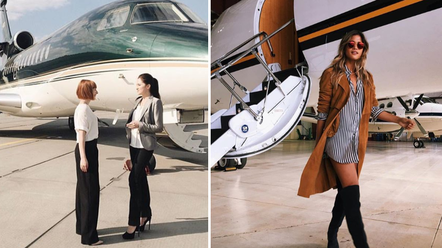 You Can Hire A Private Jet Just To Impress All Your Instagram Fans