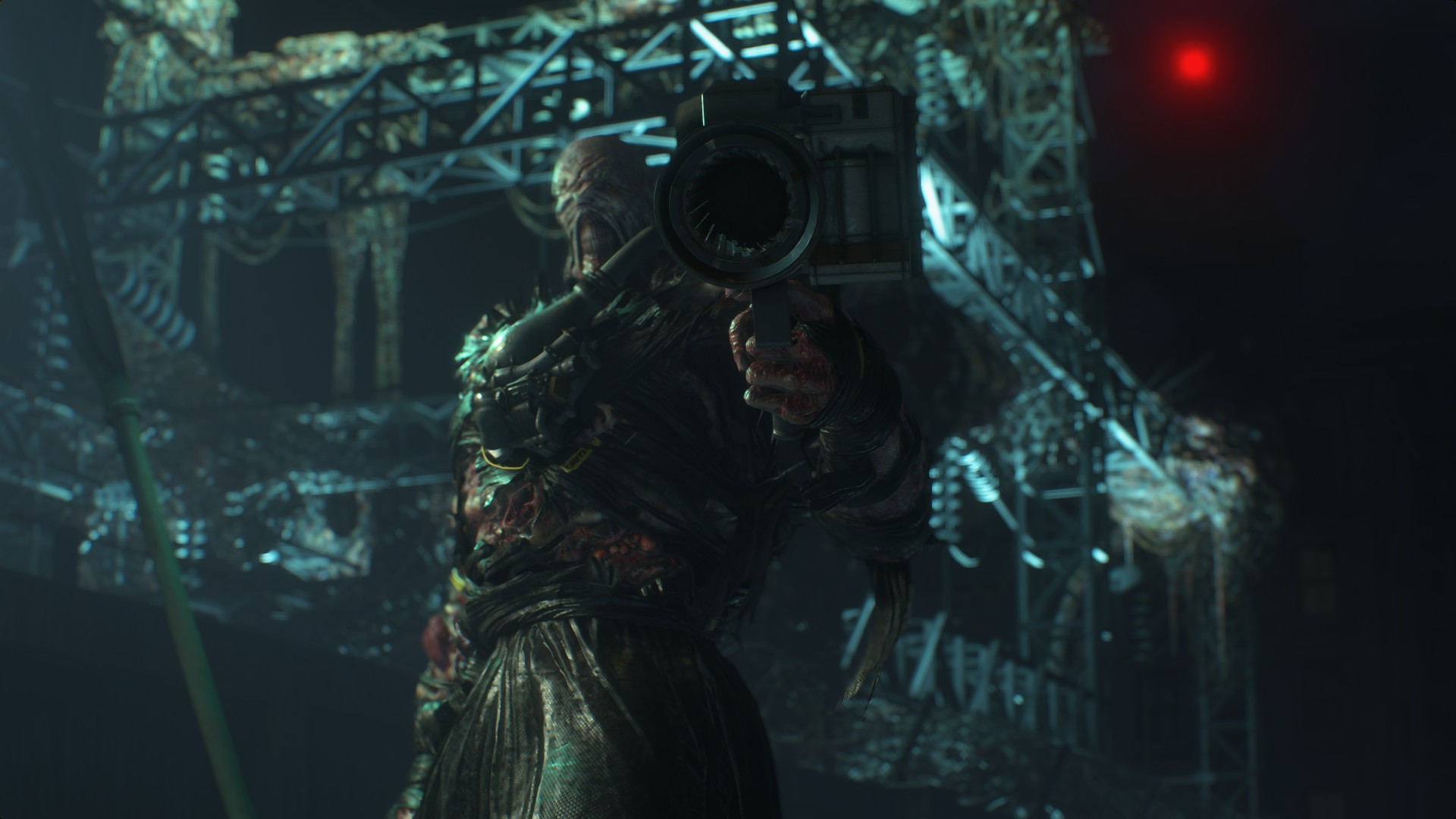 Resident Evil 3 Remake Cover Art Appears To Leak Online Ladbible