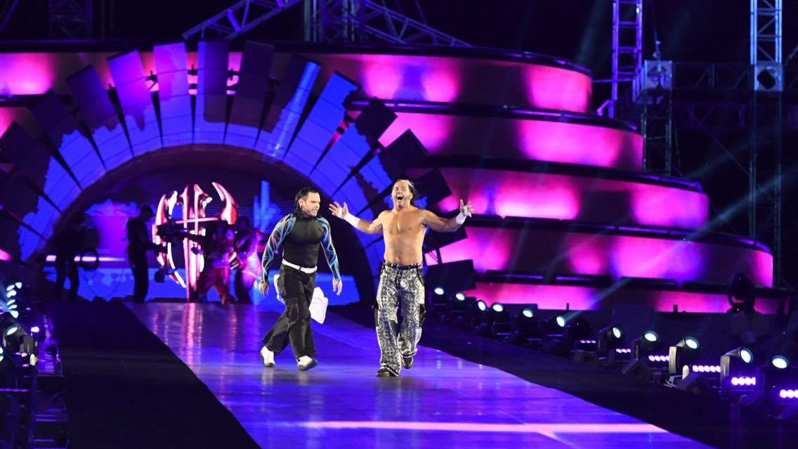 We Knew They'd Come: A DELIGHTFUL Interview With The Hardy Boyz