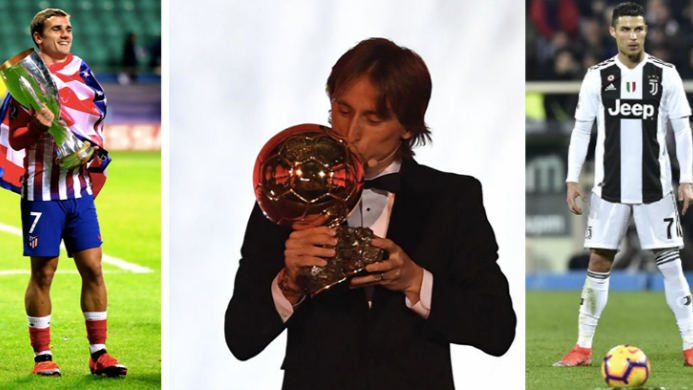 Who Voted For Who In The 2018 Ballon d'Or