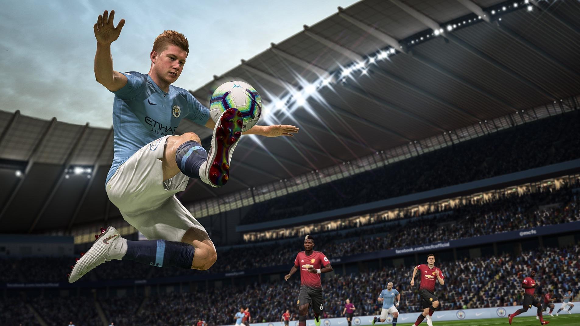 Старый друг лучше новых двух: Обзор FIFA 20