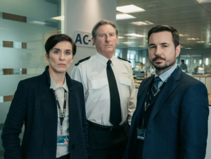 The tense thriller finally saw the identity of 'H' revealed. Credit: BBC
