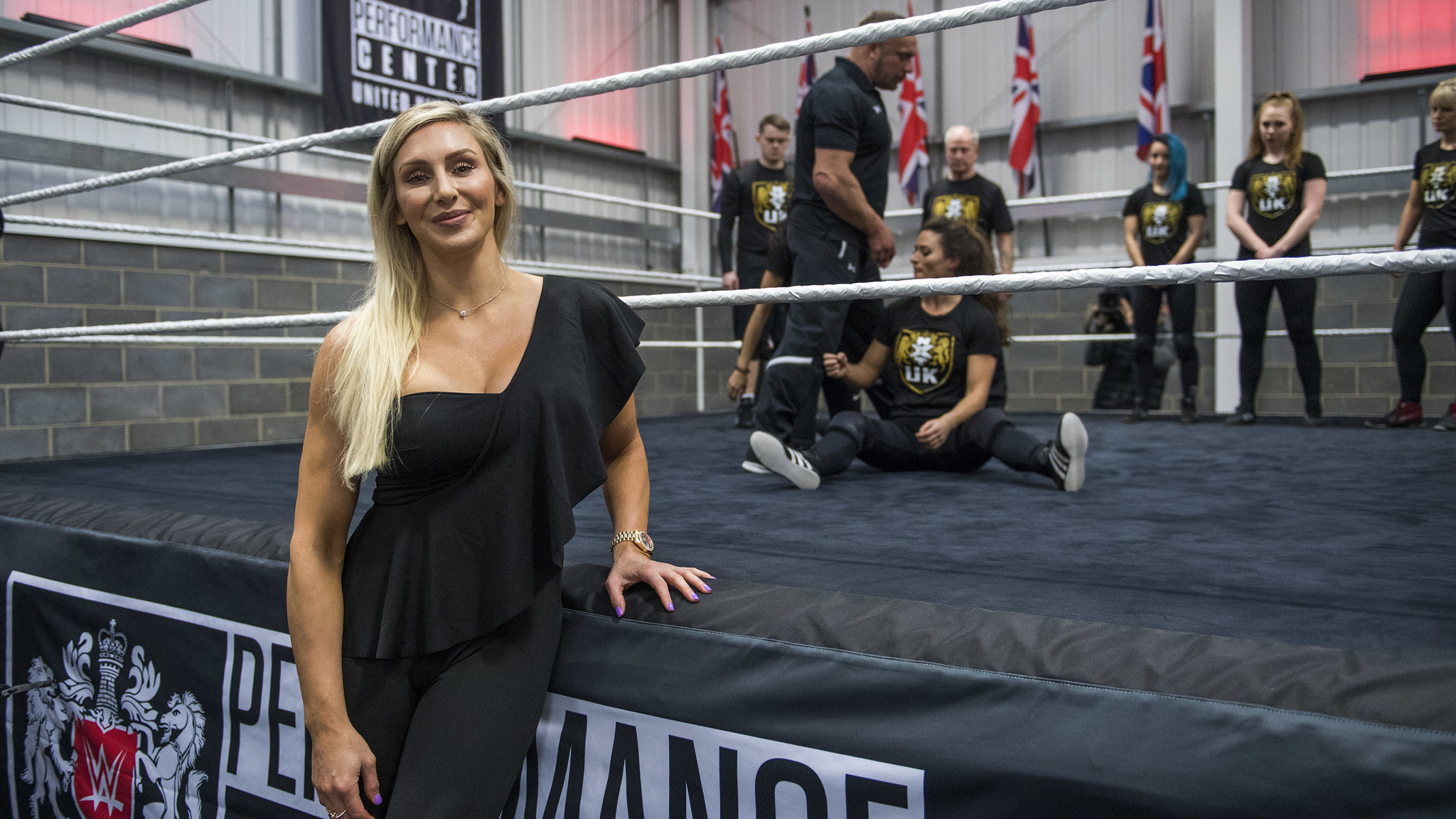 WWE's Charlotte Flair: The Performance Centre Molded Me Into The Superstar I Am Today