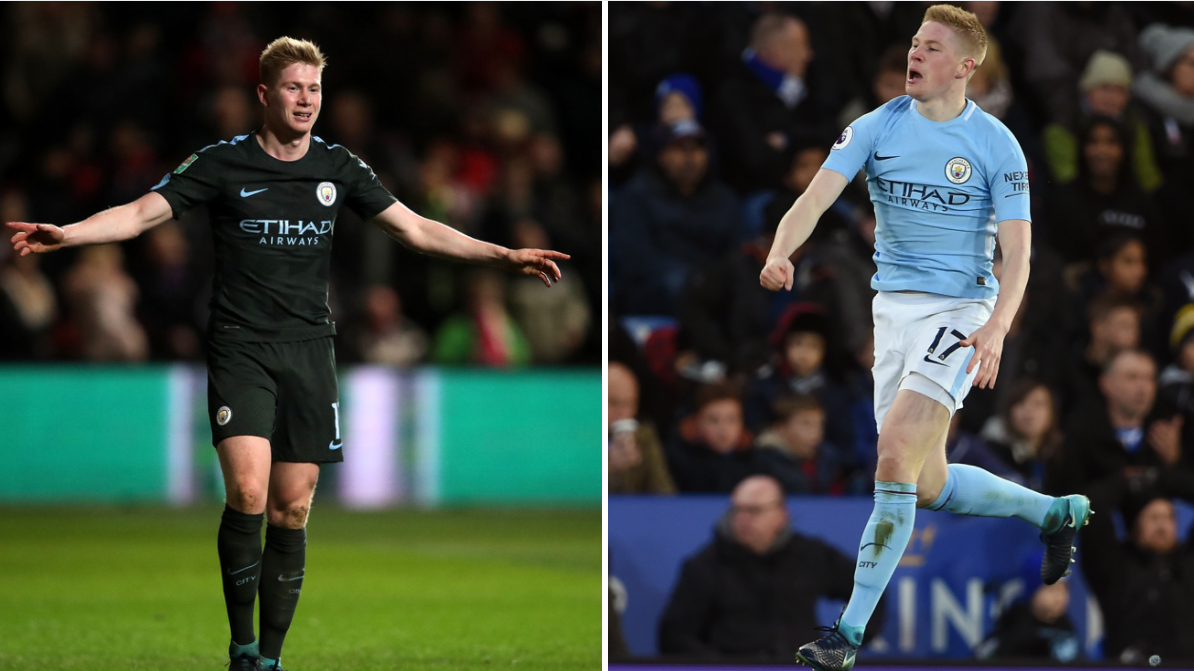 Proof That Kevin De Bruyne Is Europe's Assist King