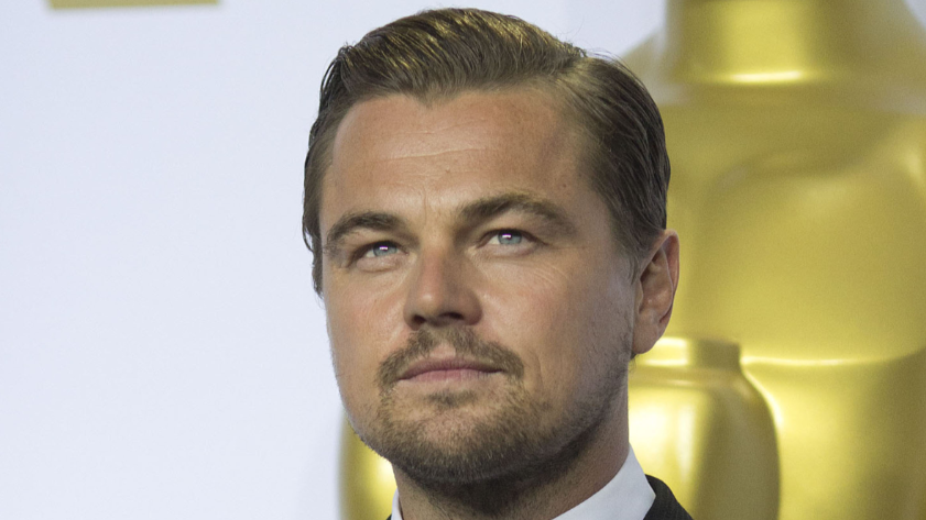 Leonardo DiCaprio's Got A New Girlfriend And She's A Model, Obviously