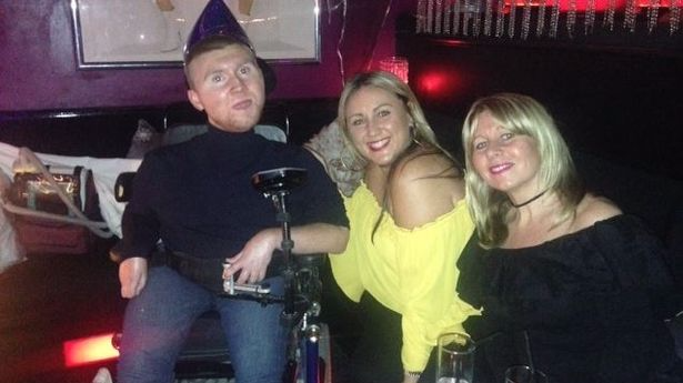 Strip Club Helps Man With Incurable Disease Tick Off Bucket List