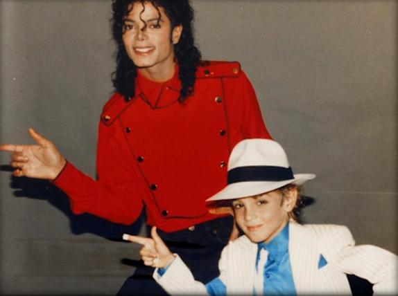 Jackson with Wade. Credit: HBO