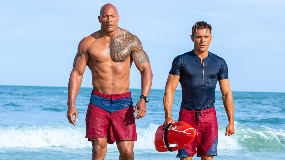 Dwayne 'The Rock' Johnson Humbly Accepts Razzie Award For 'Baywatch'