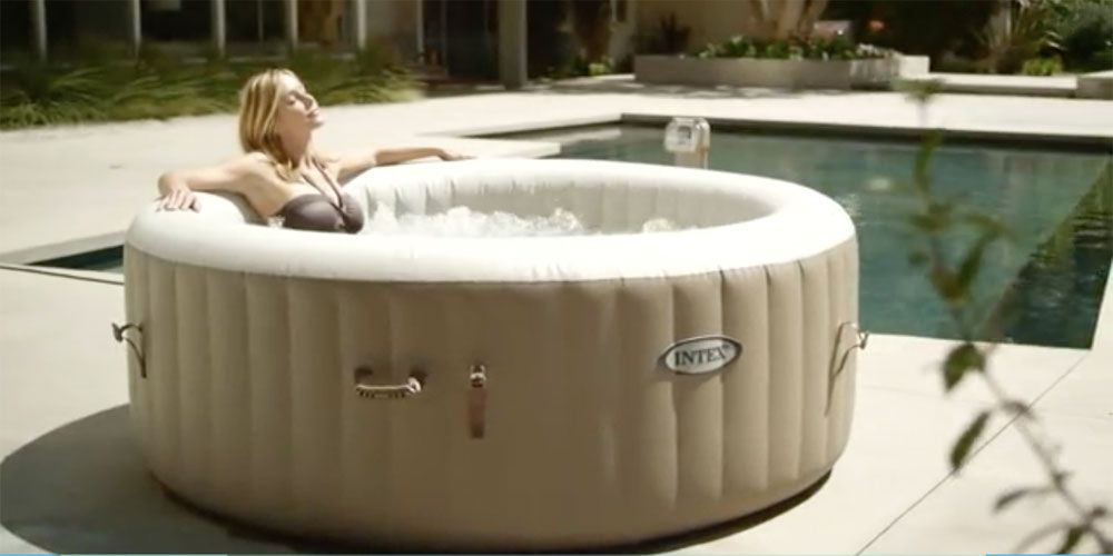 Aldi S Hot Tub Is Back And This Time You Can Pre